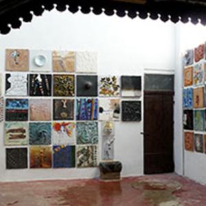 Il Borghetto Della Ceramica Roma.Terra Crea Sartori Museo Di Scultura Ceramica Lago Di Garda